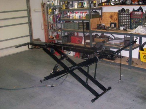 Kendon Cruiser Motorcycle Lift Table For Sale In Roswell