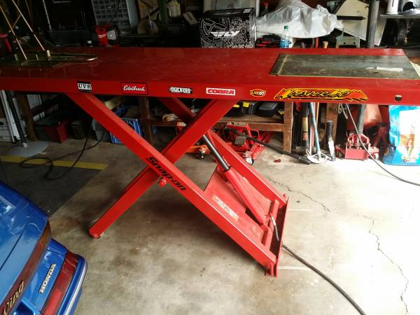 Snapon Motorcycle Lifts For Sale - US Craigslist Ads