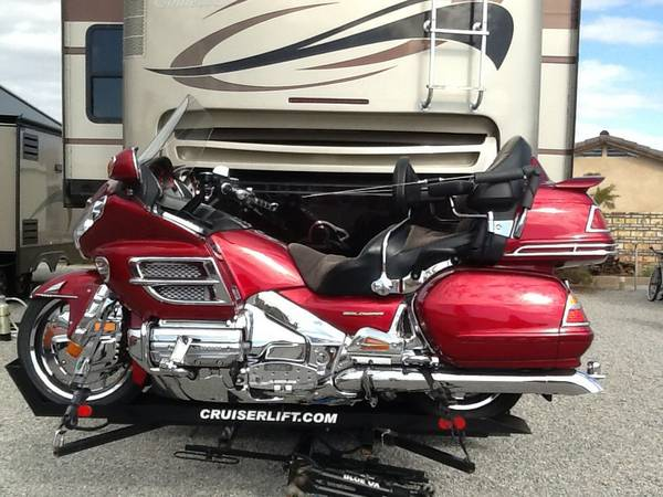 Cruiser Lift Motorcycle Lift Table 1000lb For Sale In Mesa Arizona