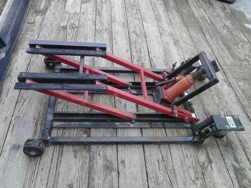 Pitbull Motorcycle 1450 lb Lift Jack For Sale in Meredith ...