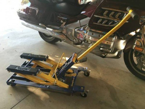 Goodyear Motorcycle 1500 lb Lift Jack For Sale in Dayton, Ohio