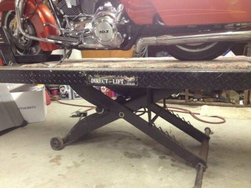 Direct Lift Motorcycle Lift Table For Sale in Louisville ...