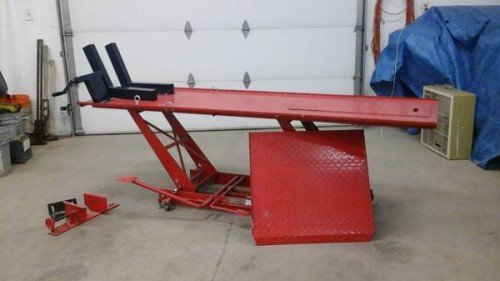 Lift Table Wyoming
