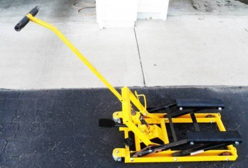 Craigslist Pa Poconos >> Motorcycle Hydraulic 1500 lb Lift Jack For Sale in ...