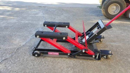 Craftsman Motorcycle Lift Jack For Sale In Burlington