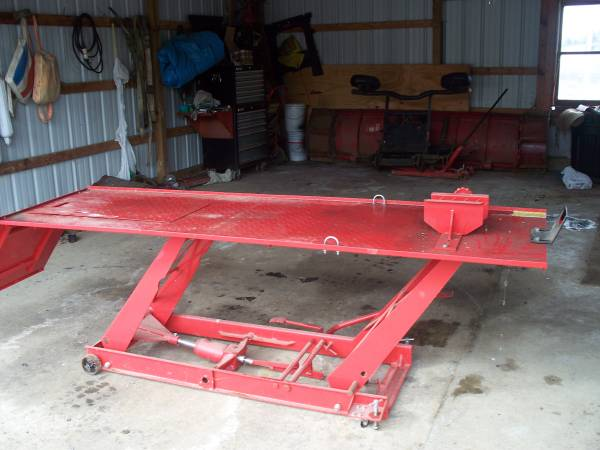 Motorcycle Lifts For Sale in Indiana US Craigslist Ads
