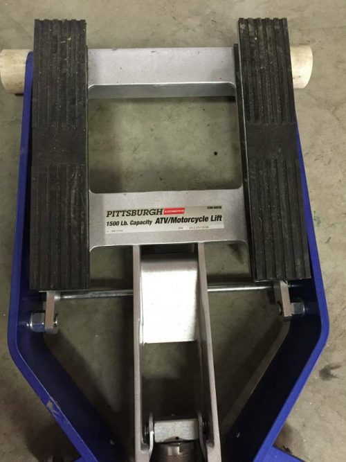Pittsburg Motorcycle 1500 lb Lift Jack For Sale in ...