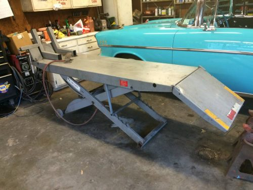 Lift Table Fredonia NY