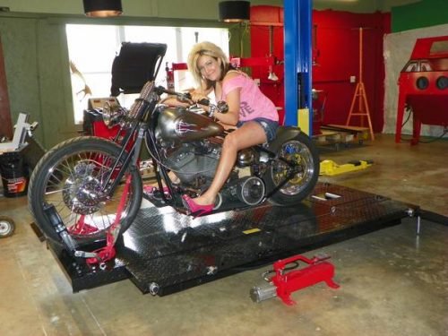 Motorcycle 1500 Lb Lift Table For Sale In Troy Ohio
